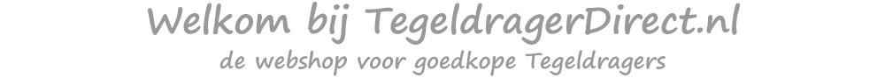 Welkom bij TegeldragerDirect.nl